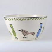 Hannah Turner Ceramics 'Birdlife' Bowl - OUT OF STOCK